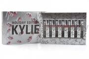 Набор матовых помад Kylie серебренный